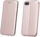 Beeyo Diva Series Book Case For Samsung Galaxy A3 A310F Rose Gold