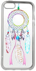 Beeyo Glamour Series Dreamcatcher Back Case For Apple iPhone 7 Transparent/Silver