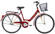 "Capriolo Paris Lady 19"" 26"" Red"