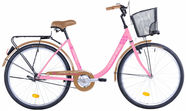 "Capriolo Picnic Lady 17"" 26"" Pink"