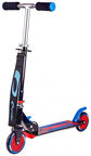 Spokey Atrax Scooter 125 mm Black / Blue