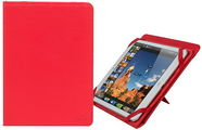 Rivacase Kick-Stand Tablet Folio Case 10.1'' Red