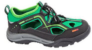 Vaude Kids Splasher Black/Green 31