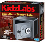 4M KidzLabs Buzz Alarm Money Safe 3289
