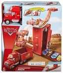 Mattel Disney Cars Transforming Mack Playset DVF39