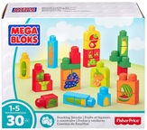 Mega Bloks First Builders Stacking Snacks DPY42