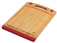 MG Home Bamboo Cutting Board 40x28cm Red