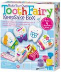 4M Make Your Own Tooth Fairy Keepsake Box 4564
