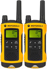 Motorola PMR Radio T-80 Black/Yellow