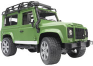 Bruder Land Rover Defender Green 02590