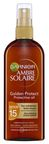 Garnier Ambre Solaire Golden Protect Oil SPF15 150ml