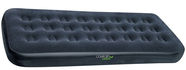 Bestway Comfort Green Single Airbed 185x76x22cm Grey