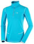 Millet LD Tech Stretch Top Blue M