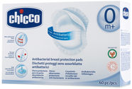 Chicco Antibacterial Breast Pads 60pcs