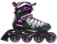 SMJ Rollerblades PW 150N Purple/Black 37