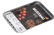 Verners Mustang BBQ Cooking Tray 4pcs 34x23x3cm