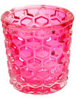 Home4you Candle Holder 6.5cm Pink