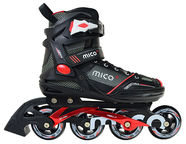 Mico Plus Splash Black/Red 43