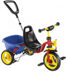 Puky Cat 1S 2223 Tricycle Red