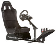 Playseat Evolution Alcantara Black