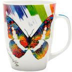 Loraine Butterfly Rainbow Cup 340ml