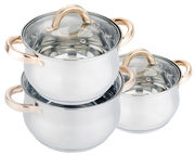 Mayer & Boch Cookware Set 6pcs 25092