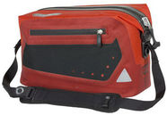 Ortlieb Trunk Bag Rack-Lock Red/Black 8l