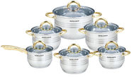Mayer & Boch Cookware Set 12pcs 25158