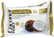 Xpel Coconut Water Facial Wipes 25pcs