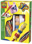SES Creative Children's French Knitting Kit 00862