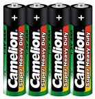 Camelion LR03 Super Heavy Duty Battery AAA x 4