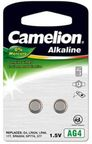 Camelion AG4 Alkaline Buttoncell Battery x 2