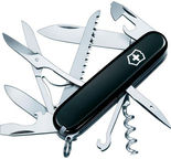 Victorinox Huntsman Knife 1.3713 Black