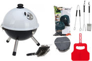 BBQ Grill + Accessories 310mm Y64950020 White