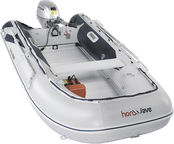 Honda T 40 AE 2 Inflatable Rubber Boat