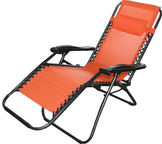 Besk Garden Chair Orange