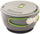 Optimus Terra Xpress HE Cooking Pot Gray / Green