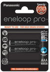 Panasonic Eneloop Rechargeable Batteries 2x AAA 930mAh