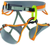 Edelrid Creed Orange Grey L