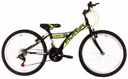 "Capriolo Adria Stinger 24"" Black Green 16"
