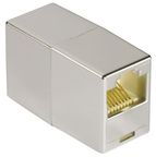 Hama Cat5e Network Adapter RJ45 to RJ54 Silver