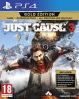 Just Cause 3 Gold Edition Incl. Expansion Pass PS4