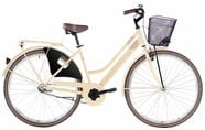 "Capriolo Amsterdam 3 Speed 28"" Beige 14"