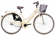 "Capriolo Amsterdam Lady 18"" 28"" Beige"