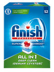 Finish All in 1 Powerball Tabs 52pcs