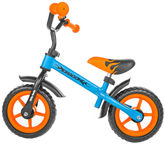 Milly Mally DRAGON Balance Bike Orange/Blue 1445