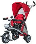 Milly Mally City Tricycle Red 2992