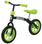 Hauck E-Z Rider 10 Balance Bike Green/Black 81005