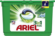Ariel Mountain Spring Liquid Tabs 14pcs