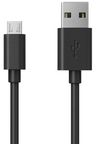 Brackton Cable USB-micro to USB Black 2m